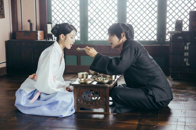 The King Special Moon Lovers: Scarlet Heart Ryeo' episode 17 may