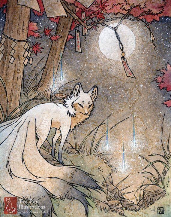 Kitsune   Mythology & Cultures Amino