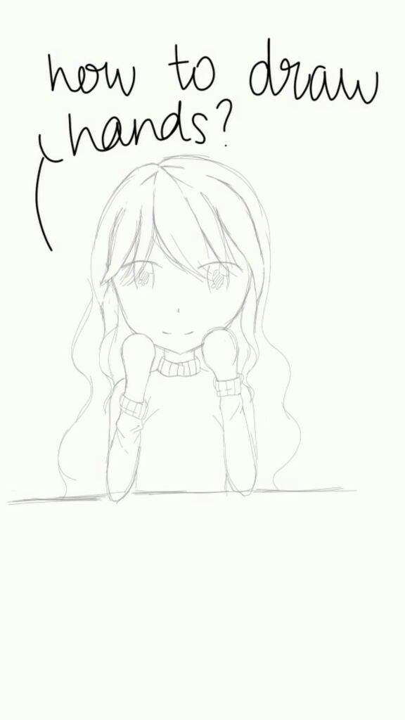 help how to draw hands anime amino