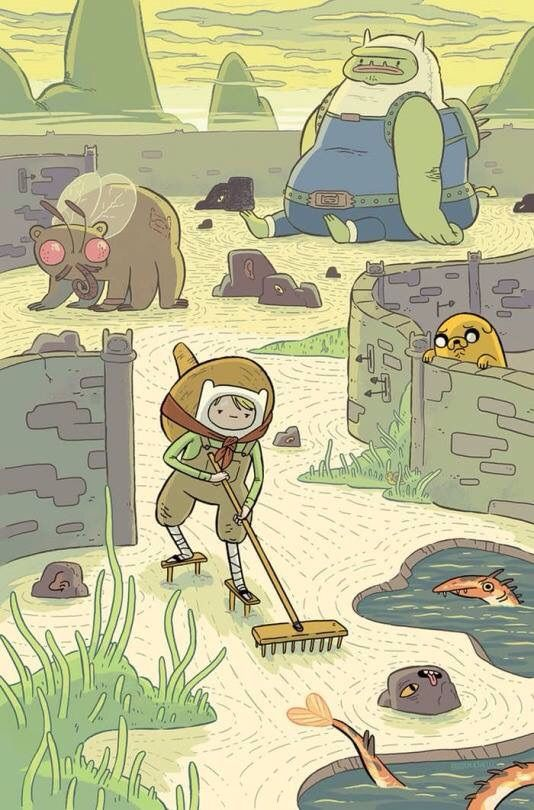 CartoonNews #5: Adventure Time S7 Finale, GF Journal #3 and