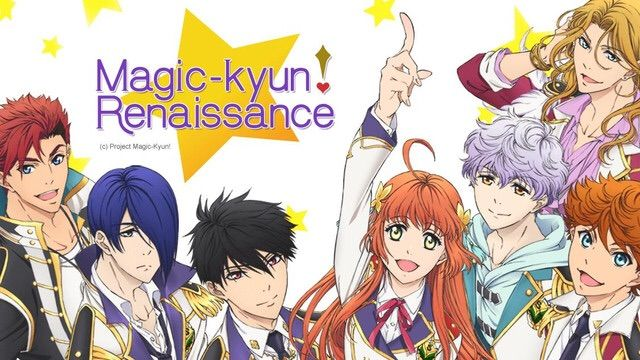 Image result for انیمه Magic Kyun! Renaissance