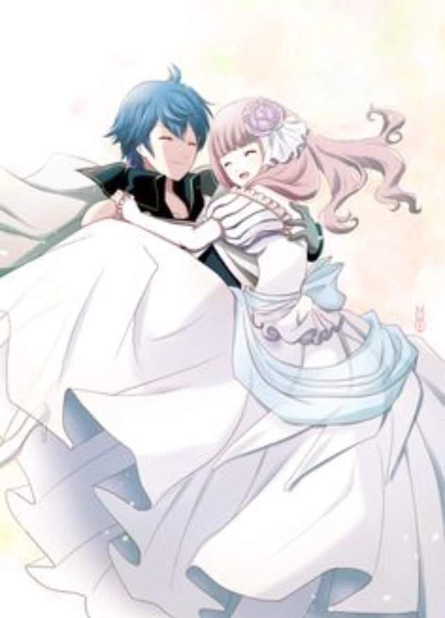 "My ""Canon"" Awakening Pairings | Fire Emblem Amino"