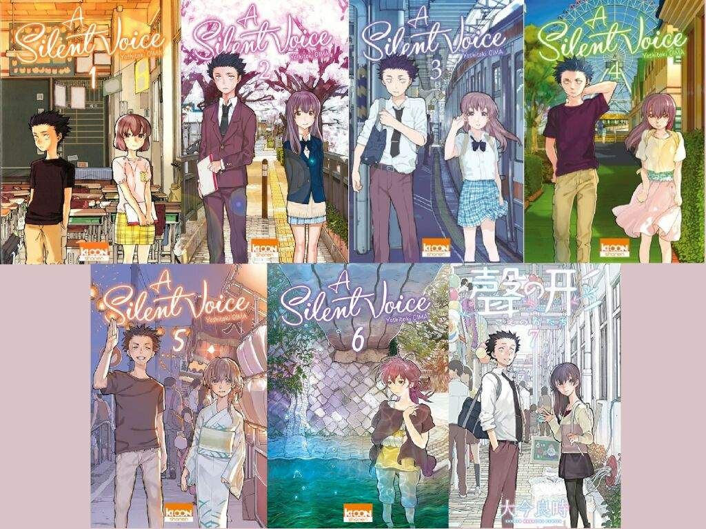 A Silent Voice Manga Review Anime Amino