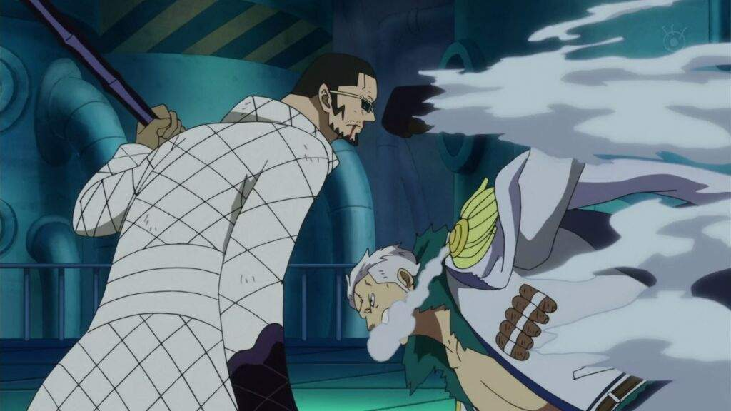 How Strong Is Smoker?   One Piece Amino