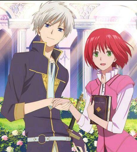 Las Mas Hermosas Parejas Del Anime Shojo