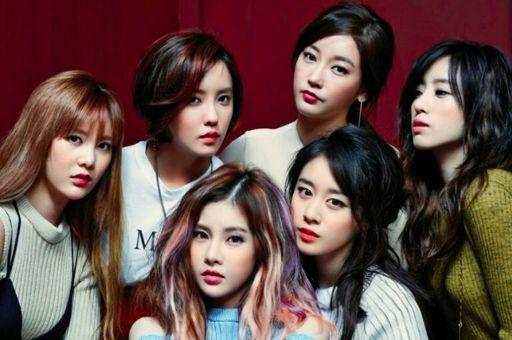 T-ara members dating