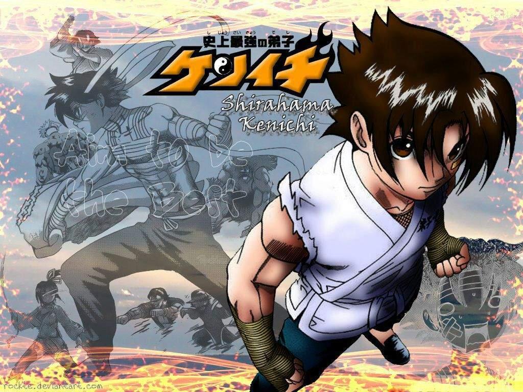 Historys Strongest Disciple Kenichi Wiki Anime Amino