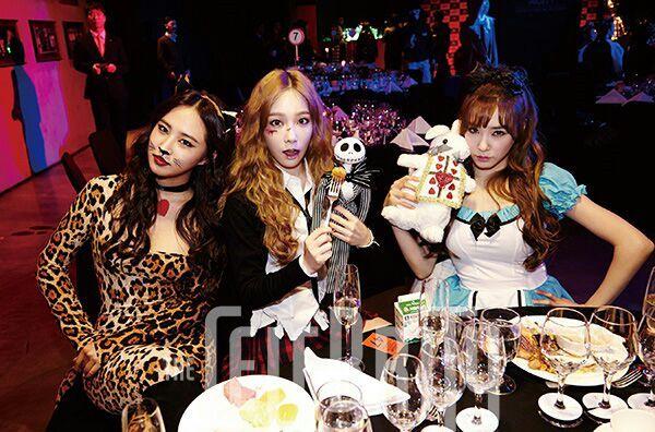 Sm Entertainment Halloween Party Part1   K-Pop Amino