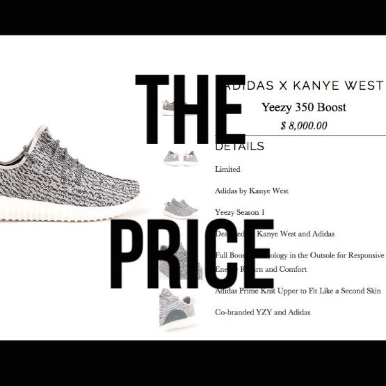accf9064a9c768 Yeezys are expensive. Very. Very. Very. Very expensive. To the point where  a lot of people are scared to wear them. And that s sad.