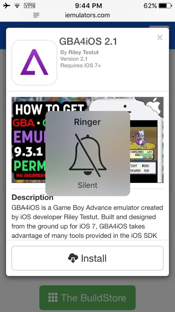 How to get Mother 1 and 3 on iPhone and other iDevices
