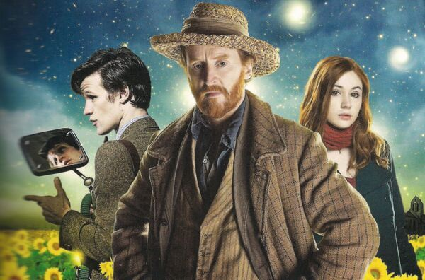 Image result for vincent and the doctor