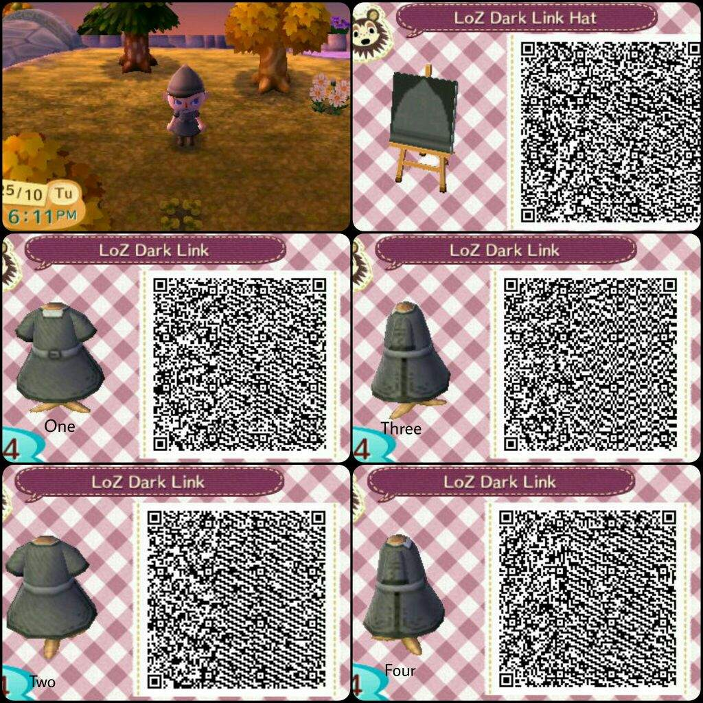 Dark Link is one of the only mildly scary characters I could think of the battle itself isnu0027t scary but I think the concept of a shadow replica of the hero ...  sc 1 st  Amino Apps & Halloween Costume Design Contest - Dark Link | Animal Crossing Amino