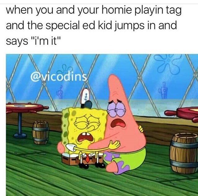 Pinata Spongebob Retarded Meme Pictures To Pin On Clevercatmediacom