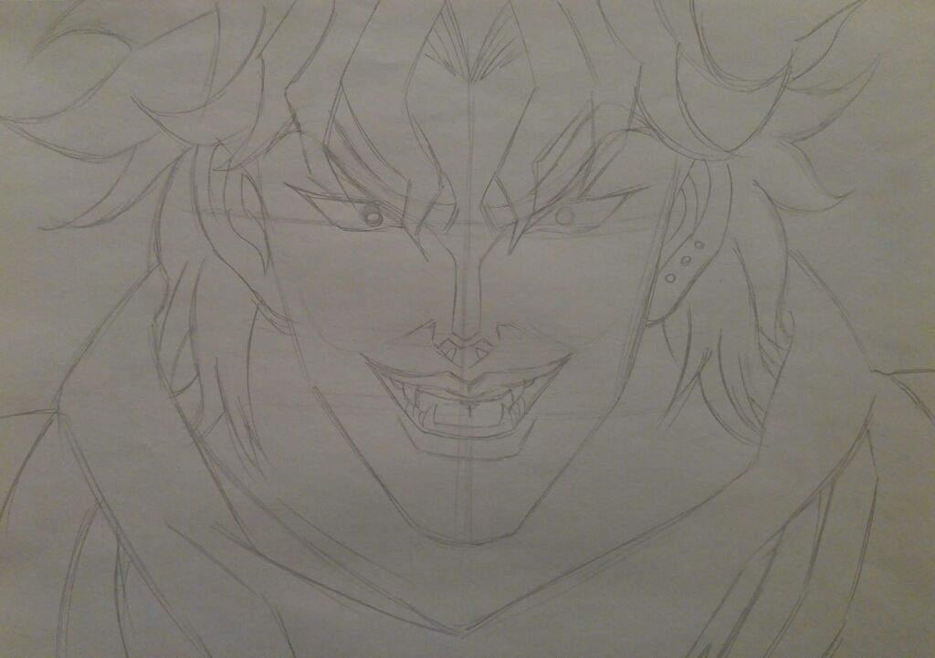 How To Draw Dio Hirohiko Araki S Art Style Anime Amino
