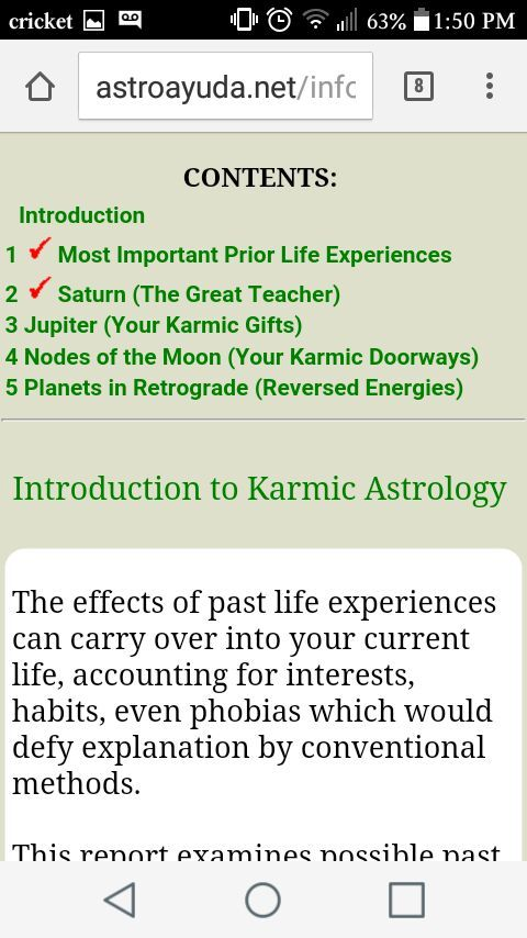 Venus Group Astrology Online Free Astrological Reports Free