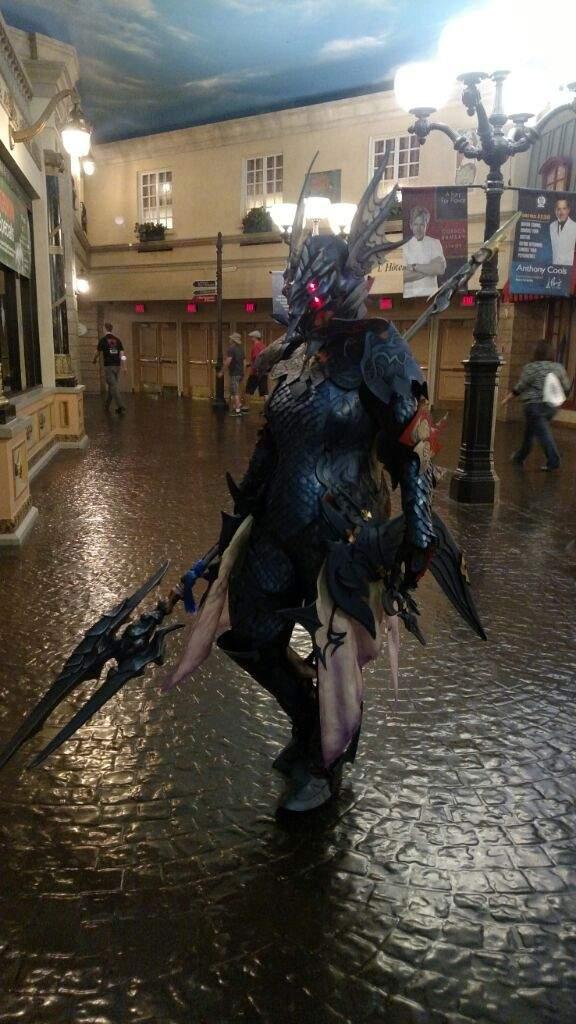 Final Fantasy XIV Fan Fest   Cosplay Amino