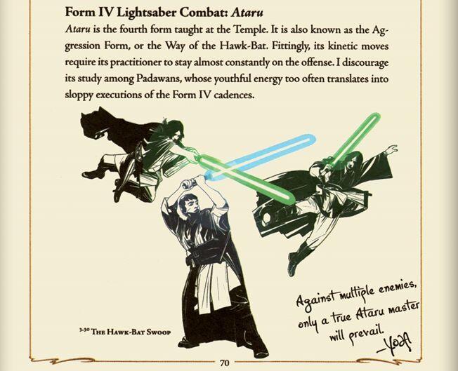 Lightsaber combat from part 4 | Star Wars Amino
