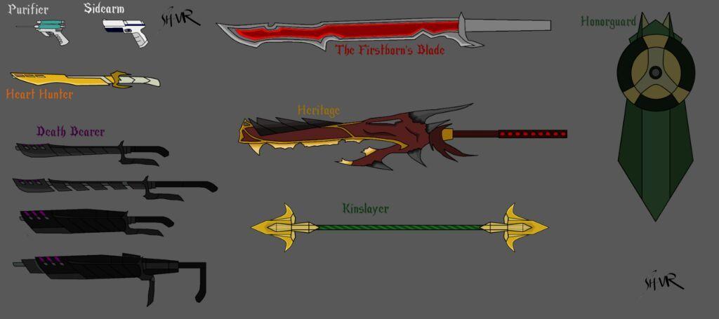 Mykonos Guide – Top 12 Rwby Weapons