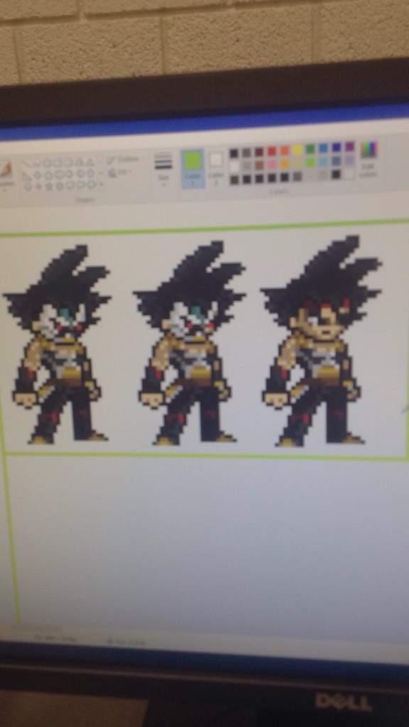 Dragon Ball Xenoverse 2 And Dragon Ball Super Sprites Dragonballz