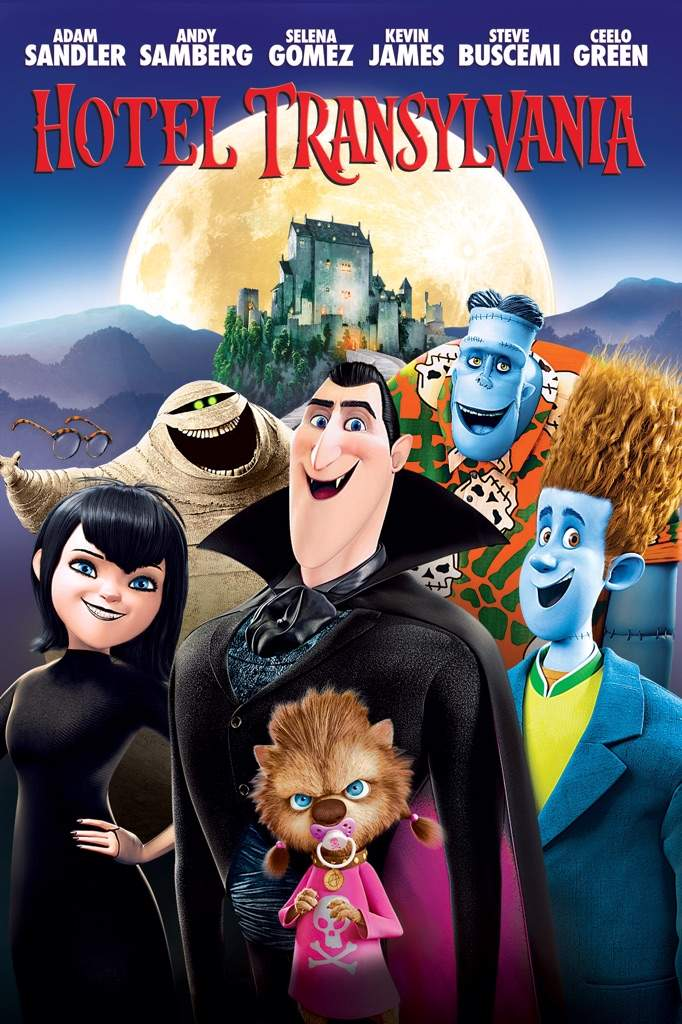 Review #22:Hotel Transylvania | Cartoon Amino