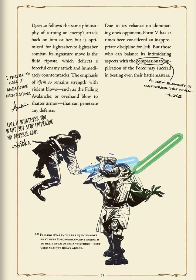 Lightsaber combat from part 5 | Star Wars Amino