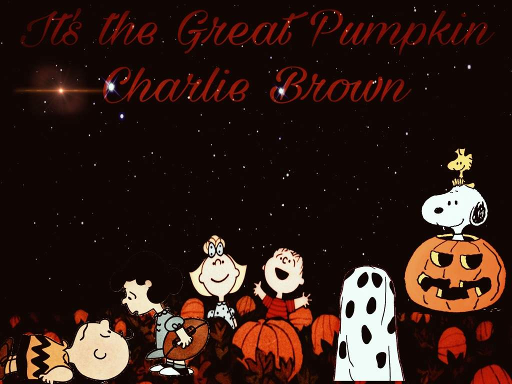 The Cartoon Revue Its The Great Pumpkin Charlie Brown 1966
