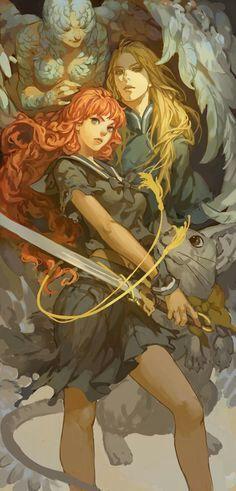 The Twelve kingdoms | Anime Amino