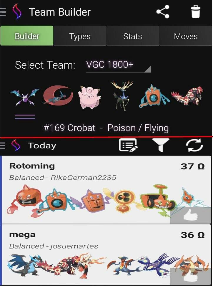 PokéType: 🏆Monte seu Time Imbatível💪 | Pokémon Amino Em