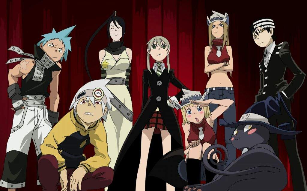 Hi This Is Another Character Analysis But For A Different Anime Soul Eater