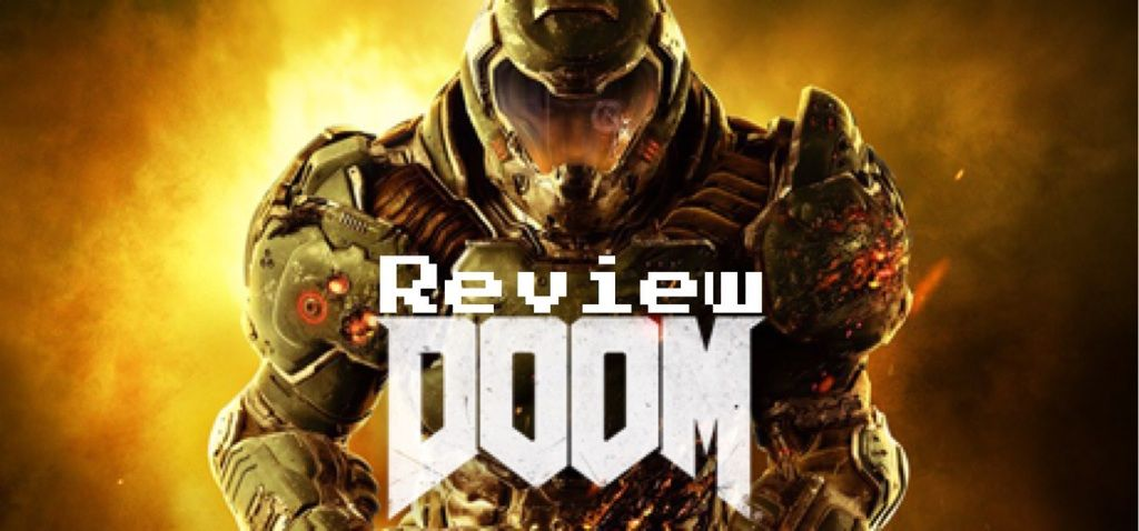 Halloween Review - DOOM [2016] | Video Games Amino