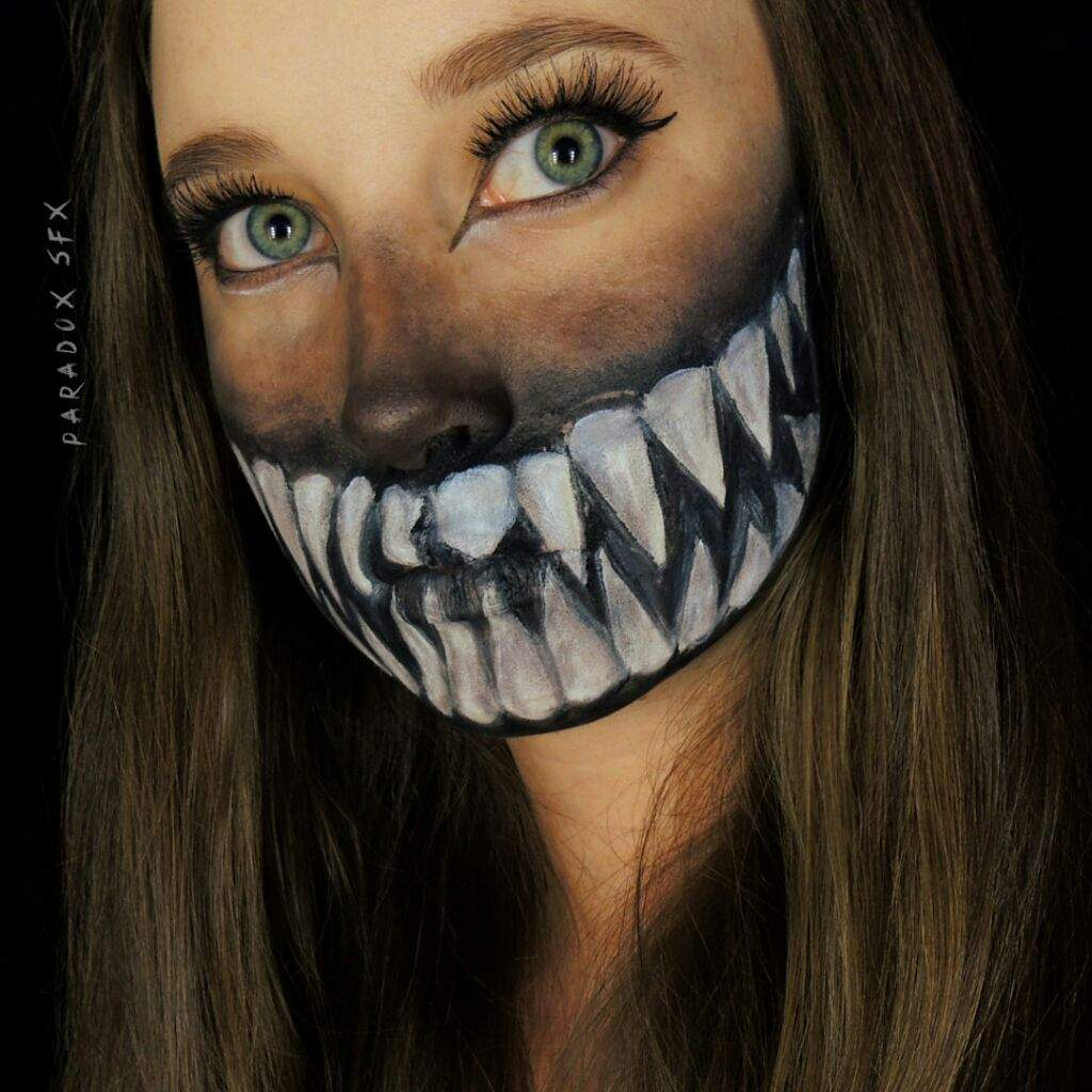Day 30 Creepy Smile Special Effects Makeup Amino Search more hd transparent creepy smile image on kindpng. day 30 creepy smile special effects