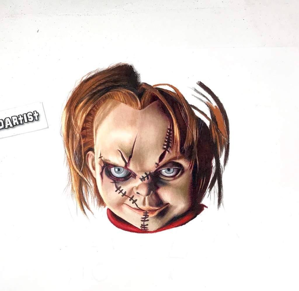 Dibujo De Chucky El Muñeco Diabolico Arte Amino Amino