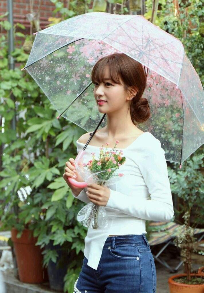 Yoon Bomi Pre Debut