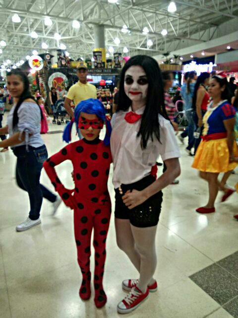 Mi Disfraz De Halloween Miraculous Ladybug Espanol Amino