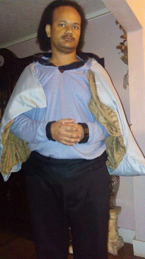 Halloween. Lando. Lando  sc 1 st  Amino Apps & My Lando Calrissian Halloween/Cosplay outfit | Comics Amino