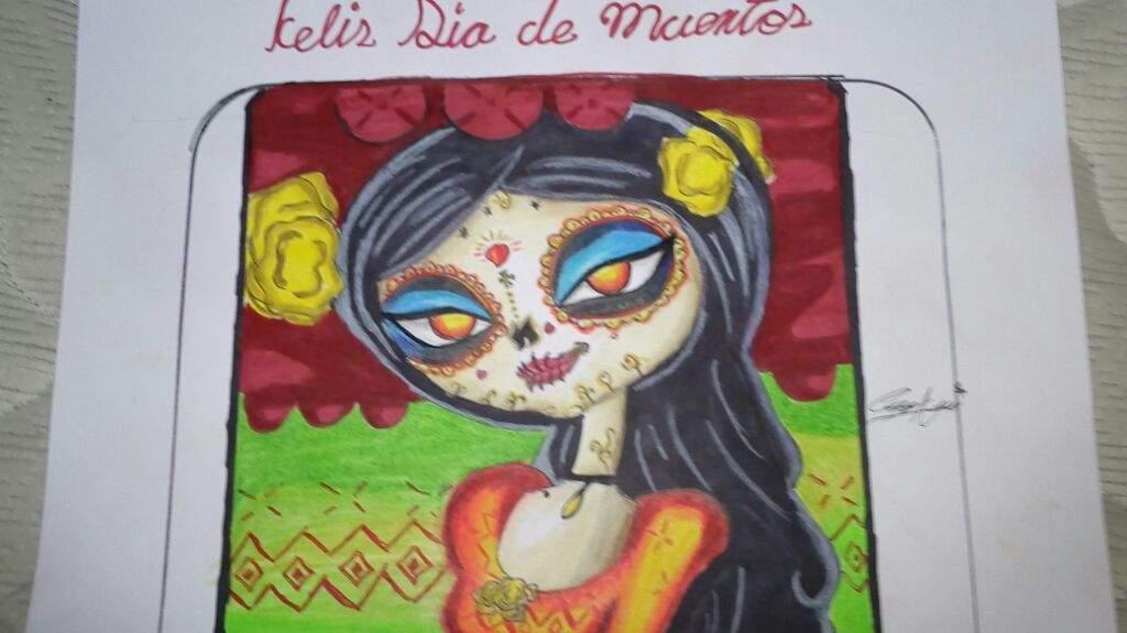 Especial Dia De Muertos Arte Amino Amino