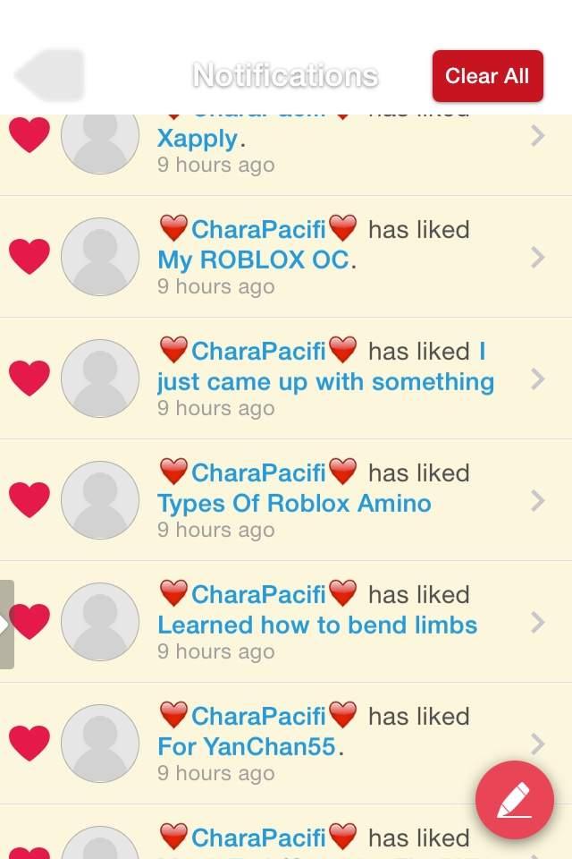 Shoutout to Chara | Roblox Amino