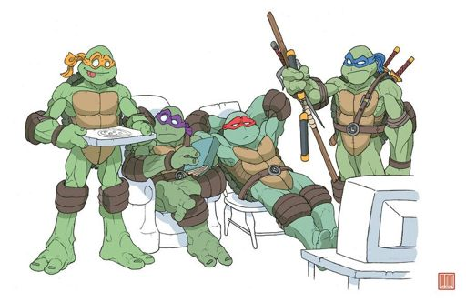 Teenage Mutant Ninja Turtles Fan Fiction - Renault Occasion
