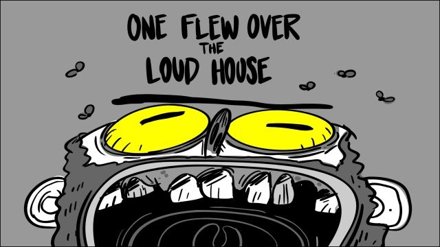 one flu over the loud house wiki