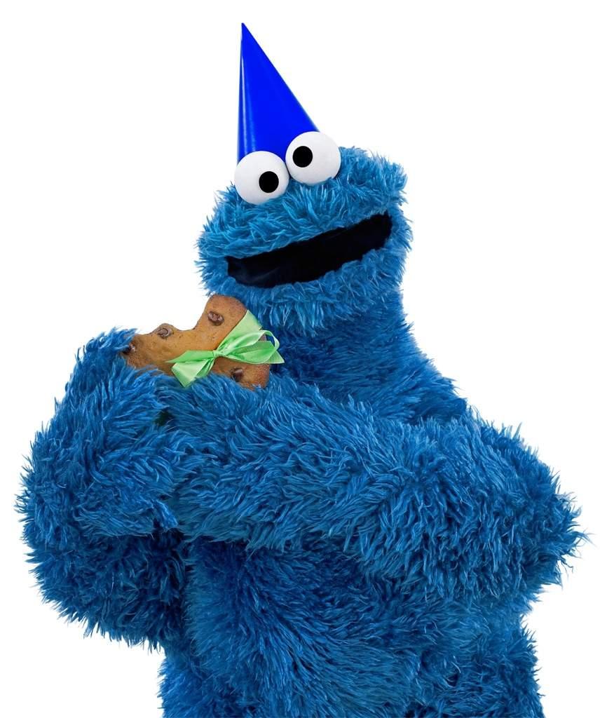 Happy Birthday Cookie Monster Kawaii Amino Amino