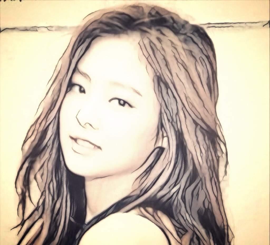 How to Draw Jennie Kim | K-tastic Amino