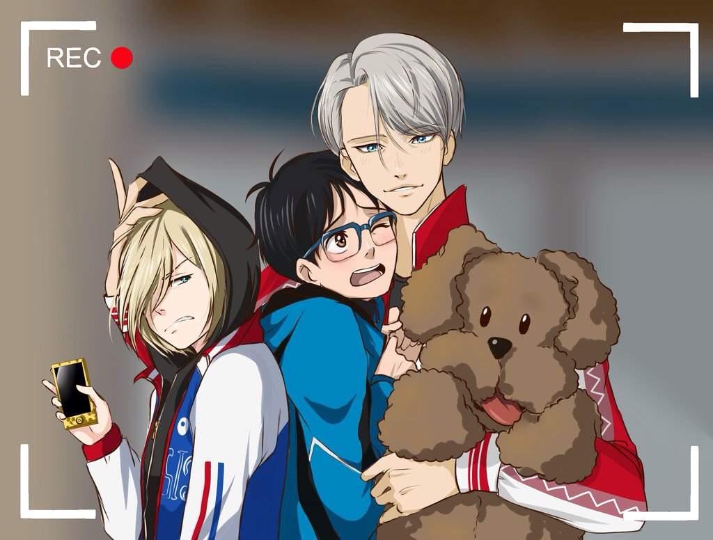 Anime Characters Named Yuri : Yuri on ice episode anime amino