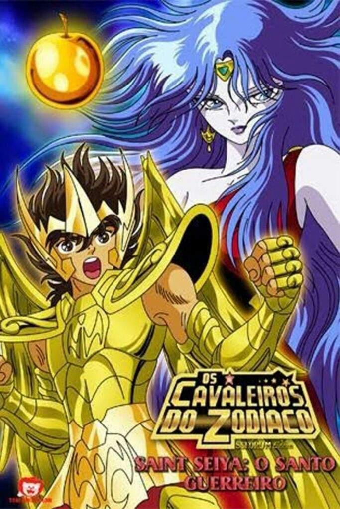 Cronologia de Saint Seiya | •Anime• Amino