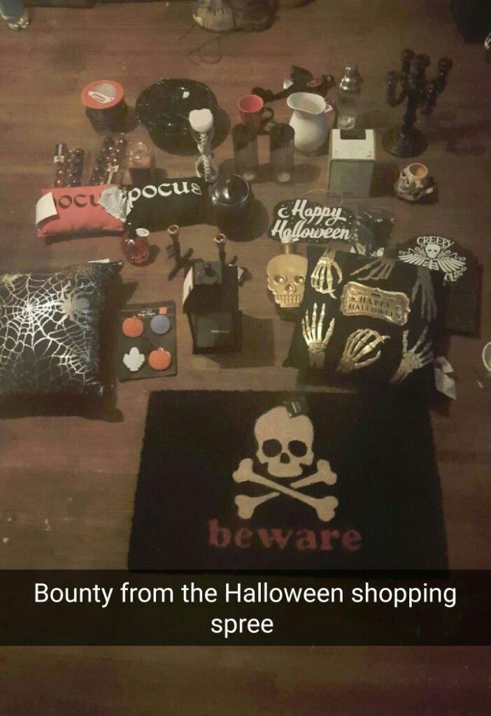 Halloween Clearance Sale Haul! | Horror Amino