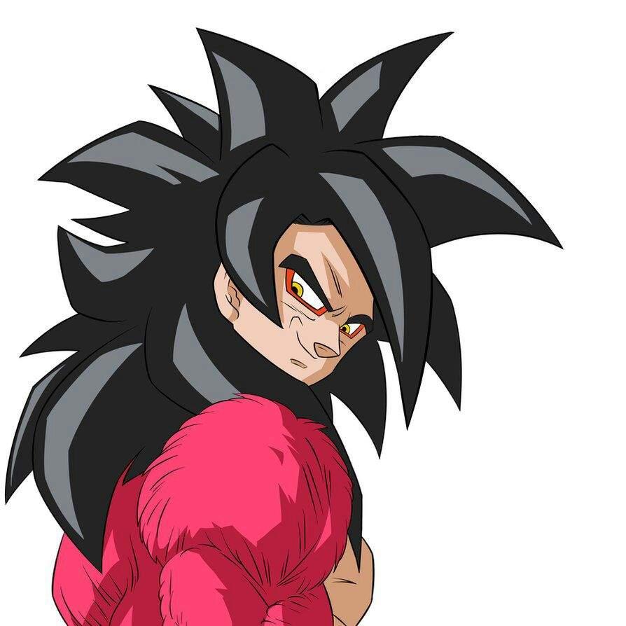 what if super saiyan 4 goku vs golden cell dragonballz amino