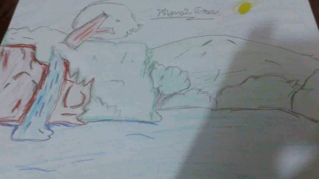 Dibujo De Paisaje Casi Realista Arte Amino Amino