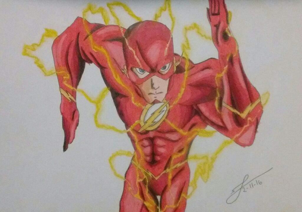Dibujo De Flash Arte Amino Amino