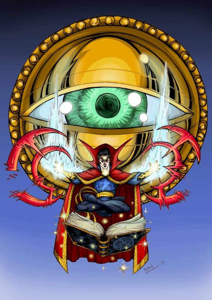 El ojo de Agamott