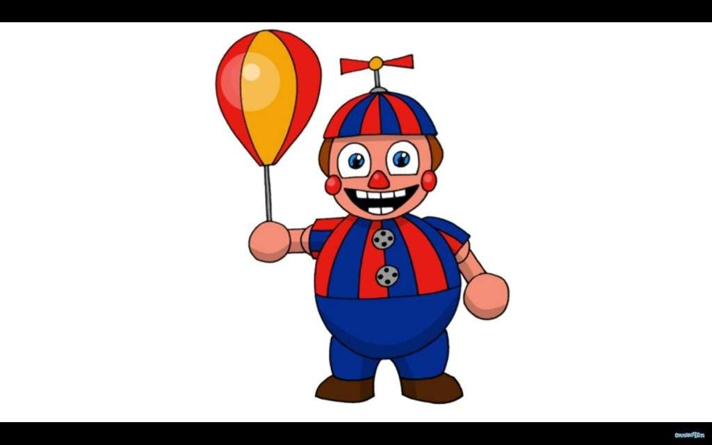 Adventure Balloon Boy Drawing Five Nights At Freddy S Amino