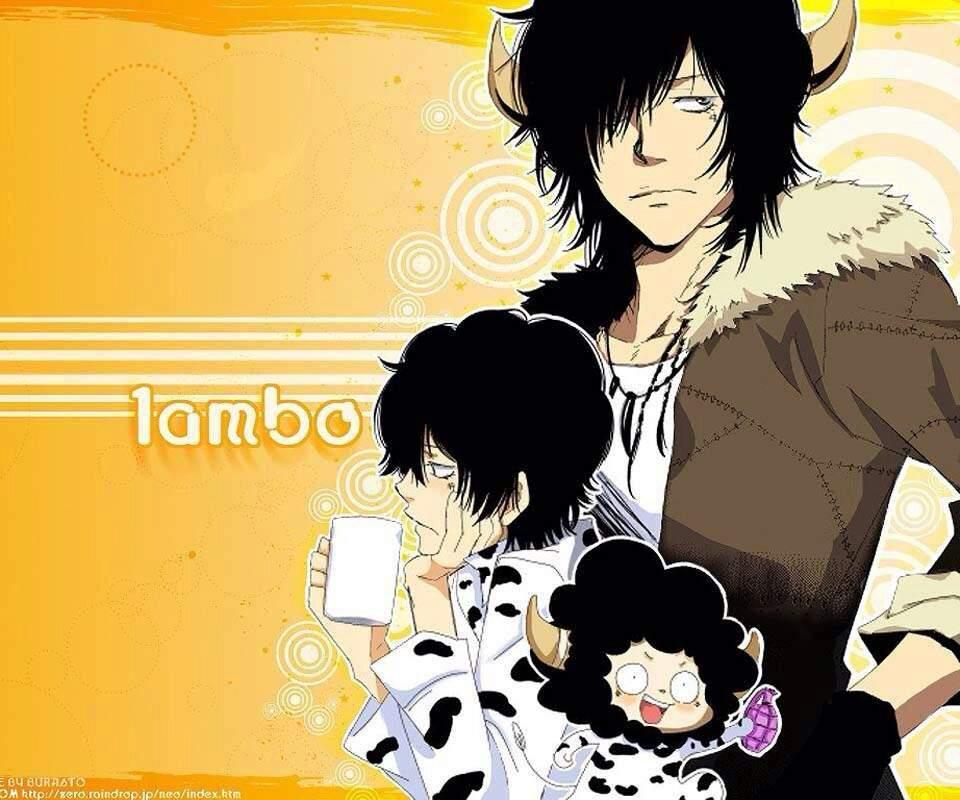 Lambo Stupid Cow Character Analysis Anime Amino